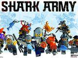 Garmadon's Shark Army