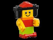 10654 Boîte XL de briques créatives 5