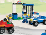 4636 Set de construction Police