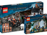 5000027 LEGO Brand Pirates of the Caribbean 4 Kit