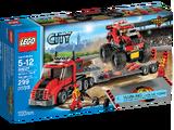 60027 Monster Truck Transporter