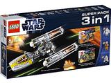 66411 Star Wars Super Pack