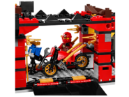 70750 La base mobile des Ninjas 4