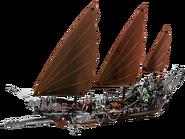 79008 L'embuscade du bateau pirate 2
