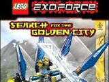 B032 Exo-Force 3: Search for the Golden City
