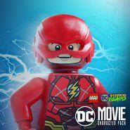 Flash DCEU Poster