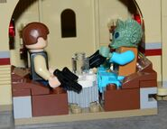 Greedo vs Solo