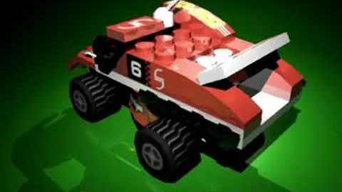 LEGO Racers The Video Game DS, Wii - Cancelled