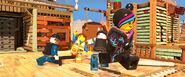 La Grande Aventure LEGO Le jeu vidéo 5
