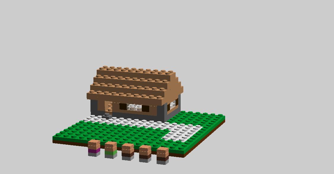 minecraft npc houses