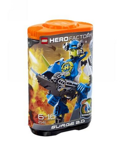 Surge 2.0 canister