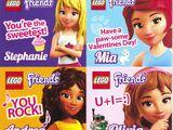 Friends Valentine Cards