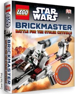 2013 Star Wars Brickmaster
