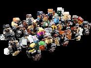 71022 Minifigures Série Harry Potter et Les Animaux fantastiques 2