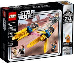 75258 Anakin's Podracer Box