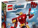 76140 Iron Man Mech