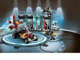 76167 L'armurerie d'Iron Man