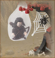 79001 Les araignées de la forêt de Mirkwood 2
