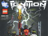 BIONICLE Ignition 3: Showdown - SDCC Edition