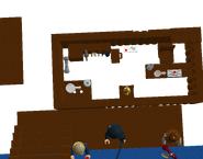 Lake-town River Gate Counter