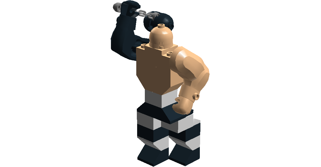 marvel lego absorbing man