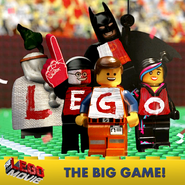 The LEGO Movie Superbowl