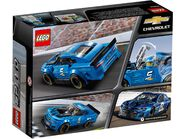 75891 Chevrolet Camaro ZL1 Race Car Box Rear