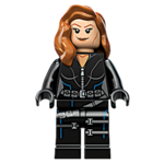 Black Widow Minifigure