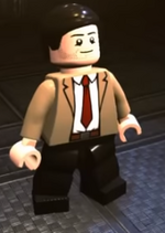 Custom Mr. Bean