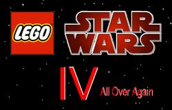 LEGO Star Wars IV Logo