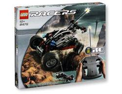 Lego rc race buggy