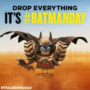 TheLegoMovie2 BatmanDay