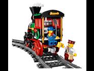 10254 Le train de Noël 8