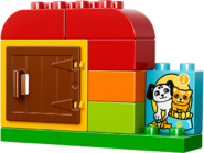 10570 Boîte de briques et d'animaux 3