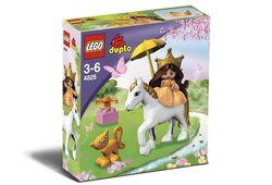 4825 Princess and Horse