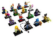 71026 Minifigures Série DC Super Heroes 2