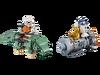 75228 Capsule de sauvetage contre Microfighter Dewback