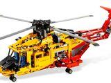 Großer Helikopter 9396