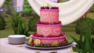 Gâteau-À la recherche du futur marié