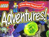 LEGO Adventures! Magazine Issue 9