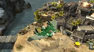 LEGO Indiana Jones 2 L'aventure continue PS3 3