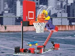 3427 NBA Slam Dunk