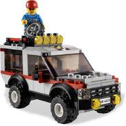 4433 Le transporteur de motos tout-terrain 5