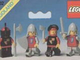 6002 Castle Mini-Figures
