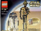 65081 R2-D2 / C-3PO Droid Collectors Set