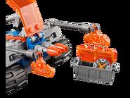 70310 Le chariot de combat de Knighton 5