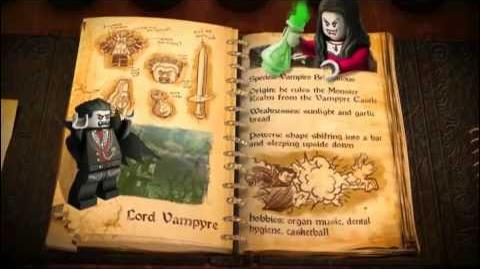 "LEGO Monster Fighters - ""Lord Vampyre"""