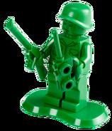 Petit soldat vert 4-7595