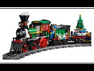 10254 Le train de Noël 4
