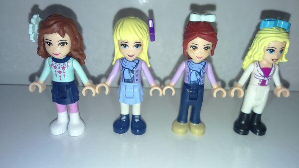 41102 Figurines classiques TSQ